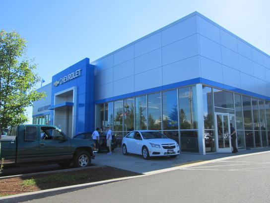 Webb Chevrolet >> Alan Webb Chevrolet Car Dealership In Vancouver Wa 98661 7245