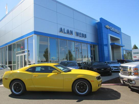 Alan Webb Chevrolet Car Dealership In Vancouver Wa 98661 7245