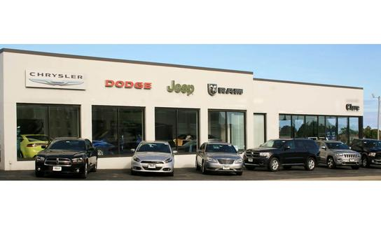 Newport Chrysler Dodge Jeep Ram