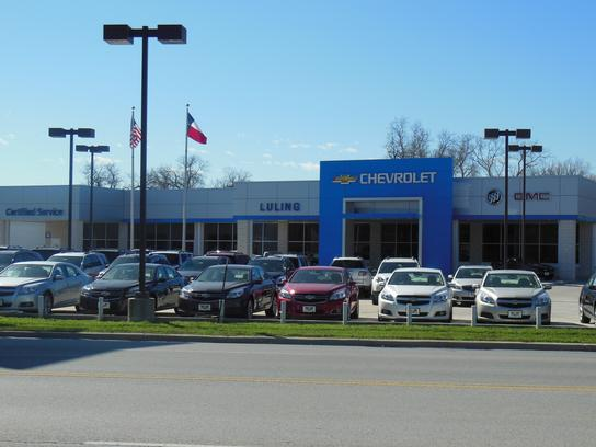 Luling Chevrolet Buick  GMC 1