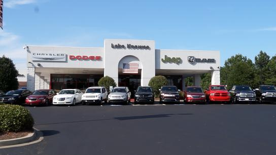 Lake Keowee Chrysler Dodge Jeep Ram