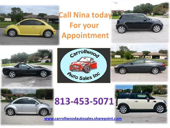 Carrollwood Auto Sales 1