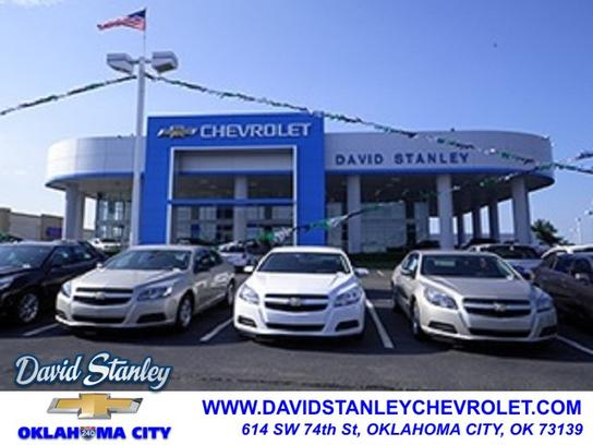 David Stanley Chevrolet Of Oklahoma City Car Dealership In Oklahoma City Ok 73139 Kelley Blue Book