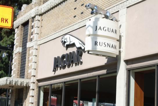 Rusnak/Pasadena Jaguar 1