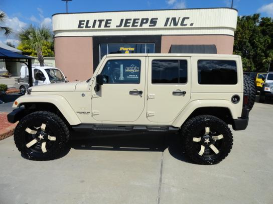 Elite Jeeps Inc. 1