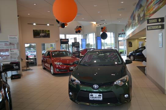 New Country Toyota of Saratoga Springs 1
