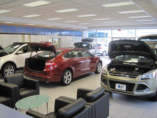 Charles Gabus Ford Car Dealership In Des Moines Ia 50310 Kelley