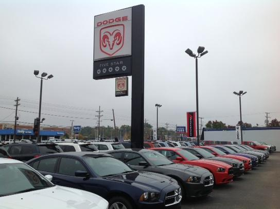 Car Dealerships Louisville Ky >> Commonwealth Dodge Car Dealership In Louisville Ky 40219 Kelley