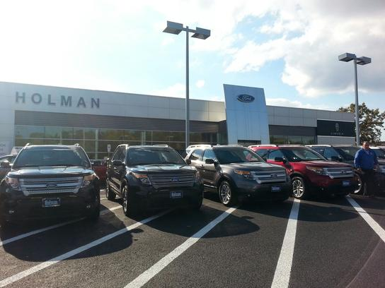 Holman Ford Lincoln of Turnersville