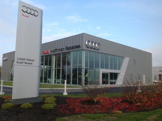 Audi Hoffman Estates Car Dealership In HOFFMAN ESTATES IL - Elk grove audi