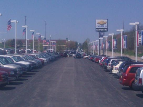 Serpentini Chevrolet Strongsville Car Dealership In Strongsville Oh