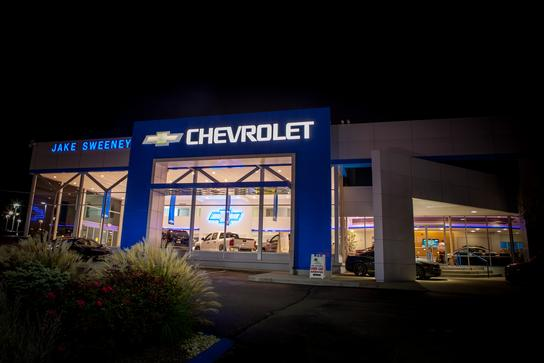 Jake Sweeney Chevrolet >> Jake Sweeney Chevrolet Car Dealership In Cincinnati Oh