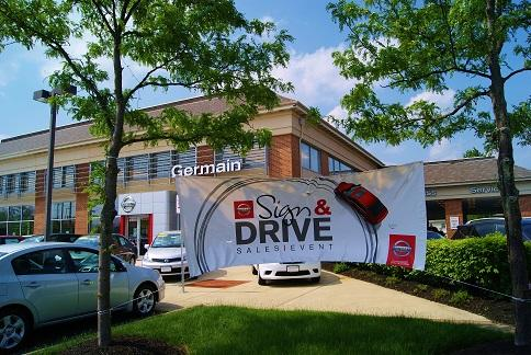 Germain Nissan of Columbus 1