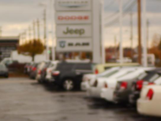 Ganley Village Chrysler Dodge Jeep RAM car dealership in Painesville