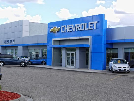 Friendly Chevrolet Inc. 1 ...
