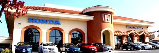 Honda of Thousand Oaks 1