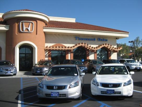 Honda of Thousand Oaks 3