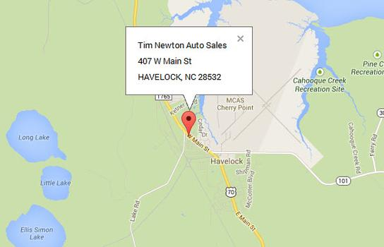 Tim Newton Auto Sales 1