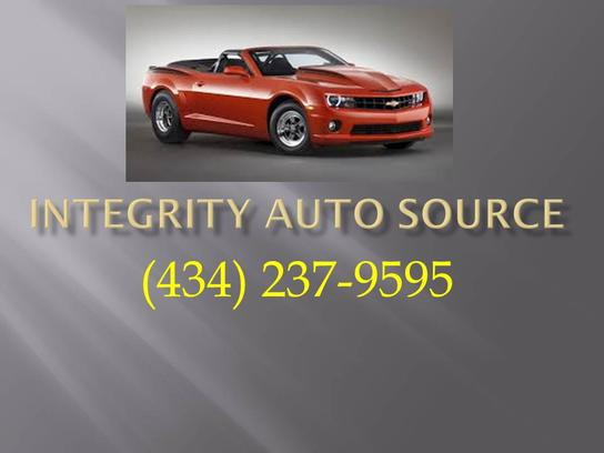 Integrity Auto Source