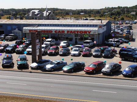 The Used Car Factory >> The Used Car Factory Car Dealership In Mechanicsville Md 20659