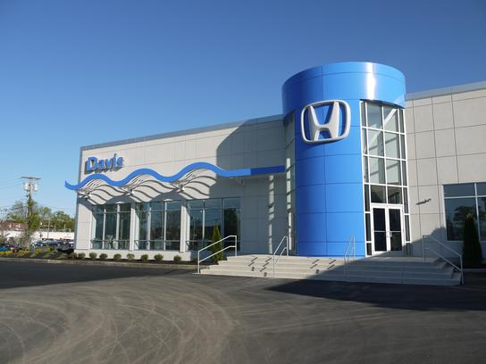 Davis Honda Car Dealership In BURLINGTON NJ 08016