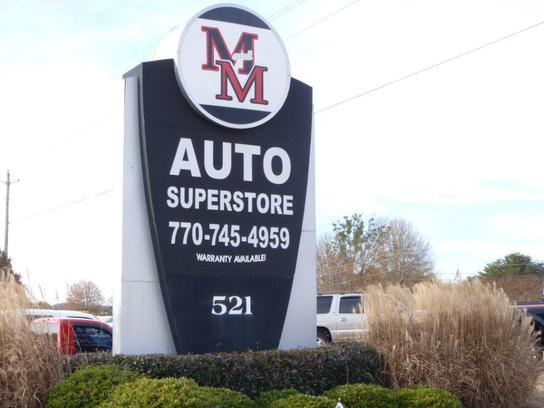 M And M Auto Superstore