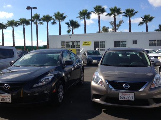 Hertz Car Sales San Diego