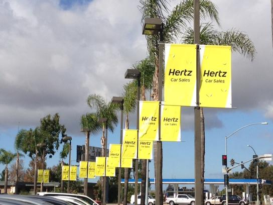 Hertz Car Sales San Diego 2