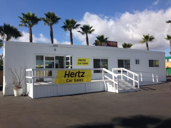 Hertz Car Sales San Diego 1