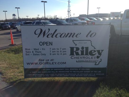High Quality Riley Chevrolet Buick GMC Cadillac Car Dealership In Jefferson City, MO  65101 2169 | Kelley Blue Book