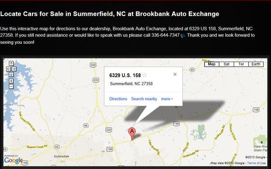 Brookbank Auto Exchange 1