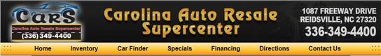 Carolina Auto Resale Supercenter 2