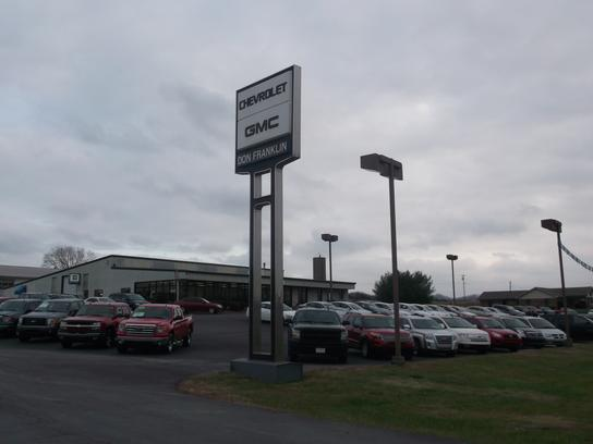 Don Franklin Burkesville Chevrolet GMC Inc