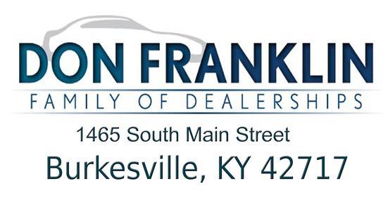Don Franklin Burkesville Chevrolet Gmc Inc Car Dealership In