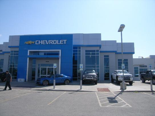 All American Chevrolet of Odessa 1