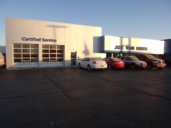 Van Horn Chevrolet of Plymouth car dealership in Plymouth, WI 53073