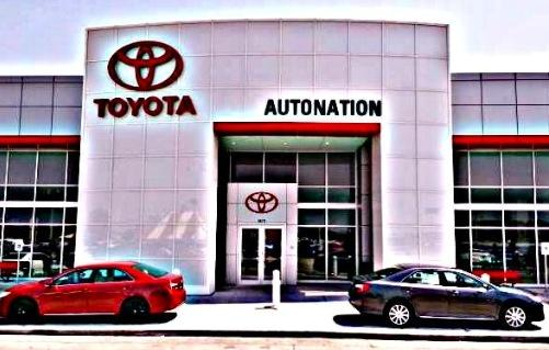 AutoNation Toyota South Austin 3