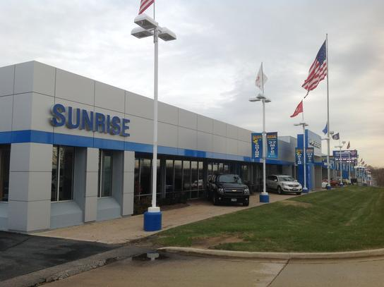 Sunrise Chevrolet-Glendale Heights 1