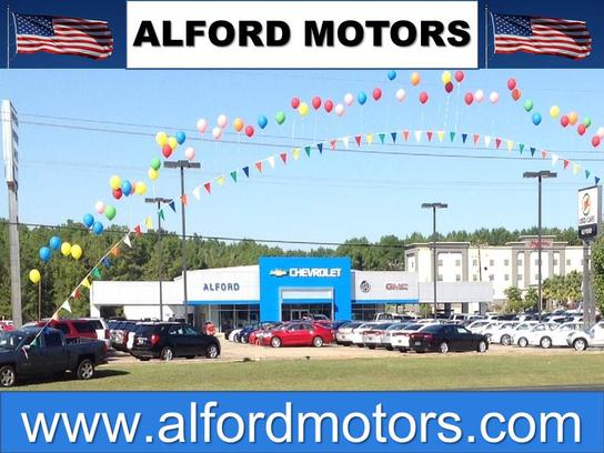 Alford Motors Inc 1