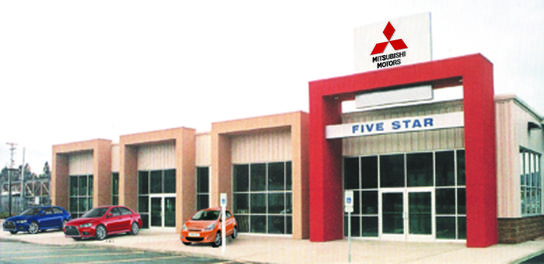 Five Star Mitsubishi