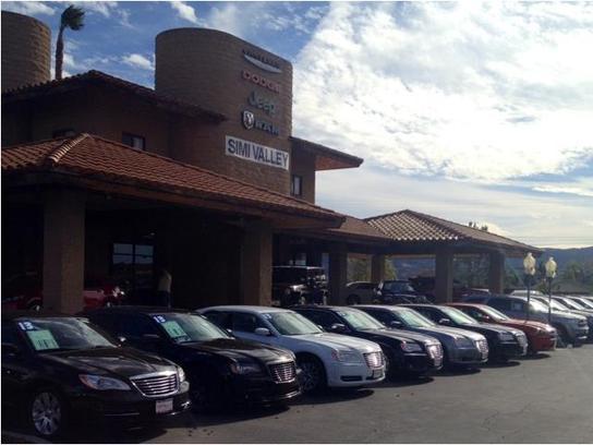 Simi Valley Dodge >> Simi Valley Chrysler Dodge Jeep Ram Car Dealership In Simi