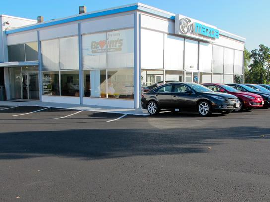 Brown's Fairfax Mazda car dealership in FAIRFAX, VA 22030 | Kelley