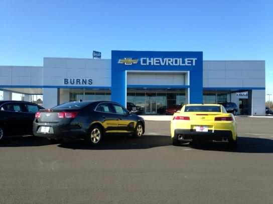 Burns Chevrolet 2