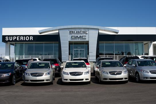 Superior Buick Gmc >> Superior Gmc Buick Car Dealership In Fayetteville Ar 72703 Kelley