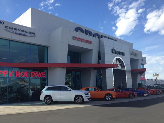 Crown Dodge Chrysler Jeep RAM CA Car Dealership In Ventura CA - Chrysler jeep dodge dealer