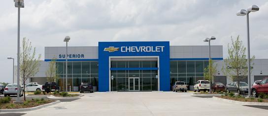 Superior Chevrolet Car Dealership In CONWAY, AR 72032 7812 | Kelley Blue  Book