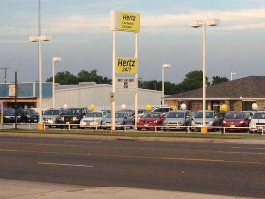 Hertz Car Sales Killeen