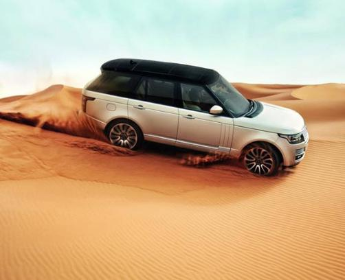 Land Rover Naples 1
