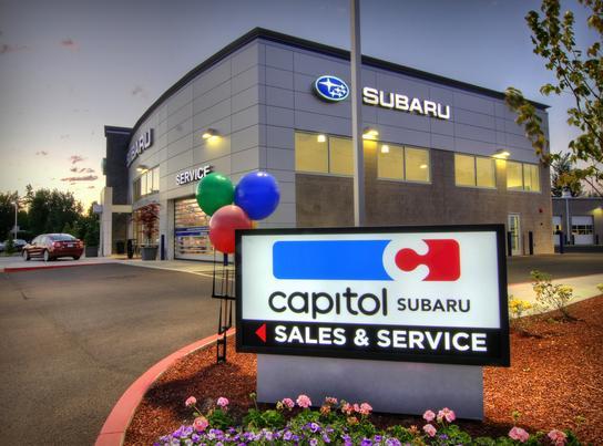 Capitol Subaru Salem Oregon >> Capitol Subaru Car Dealership In Salem Or 97301 Kelley