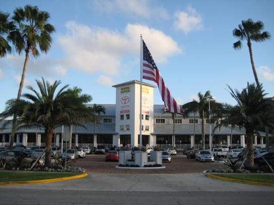 Toyota Of North Miami Car Dealership In Fl 33169 6429 Kelley Blue Book